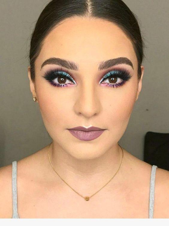 Inspiracje na letni makijaz 2019