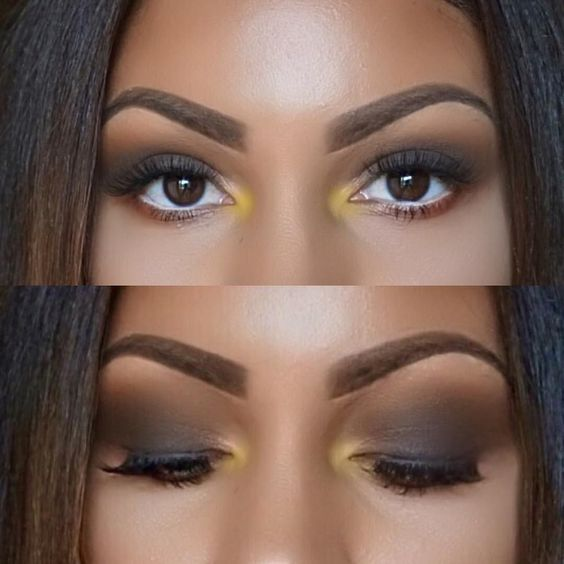 Letni makijaż oczu 2019
