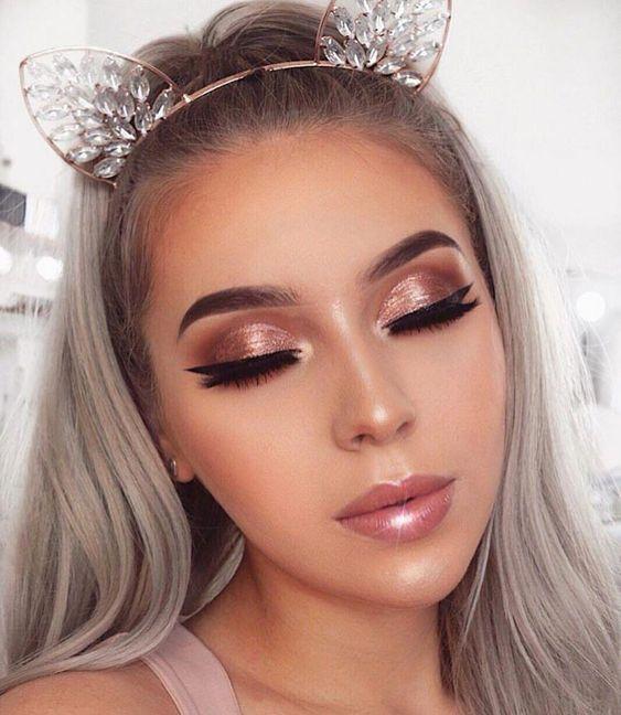 Makijaż na lato 2019