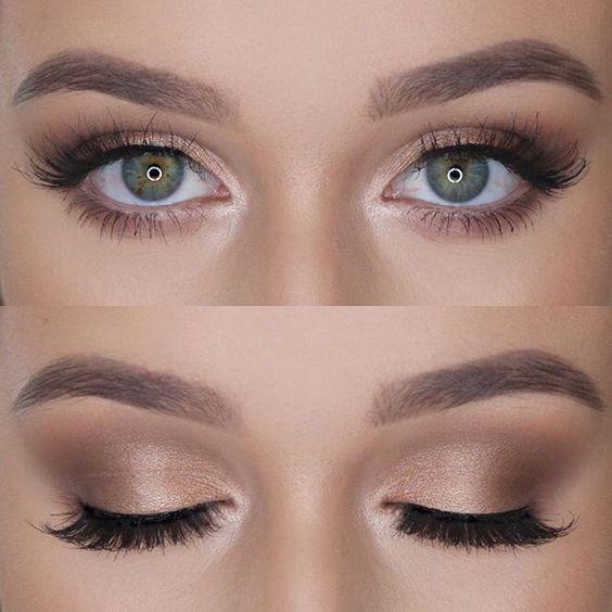 Makijaż oczu na lato 2019