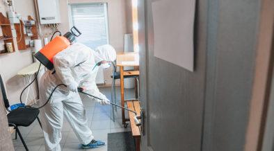 Jak odkazić mieszkanie po chorobie zakaźnej