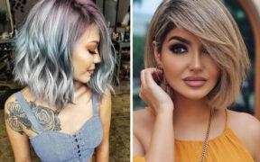 Włosy średniej długości 15 najmodniejszych inspiracji