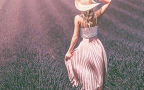 Moda w stylu vintage - czas na ubrania w stylu no waste