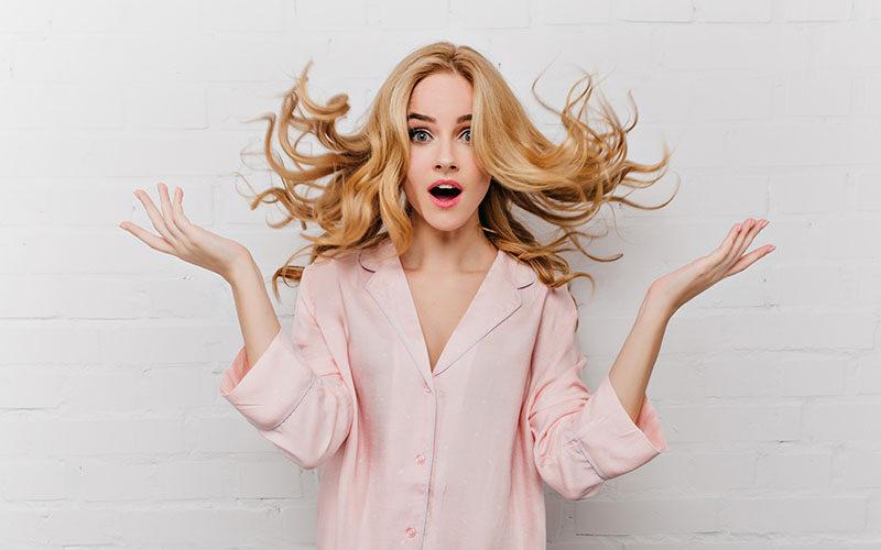 Jak przyspieszyć wzrost włosów?